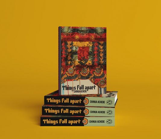 Christian Missionary in Things Fall Apart by Chnua Achiba