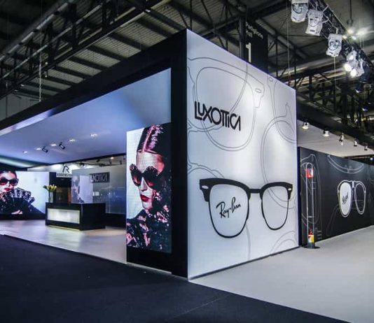 Luxotica brand shop