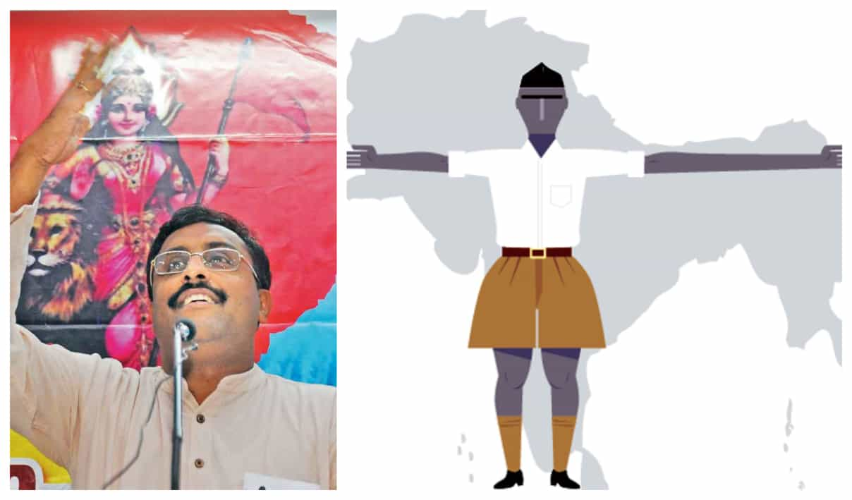 Indian RSS Ideology: Existence of Pakistan and Bangladesh on