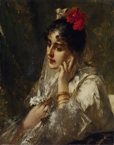 a beautiful lady conrad kiesel