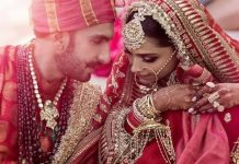 Ranveer and Deepika on Wedding time