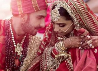 Ranveer and Deepika on Wedding time