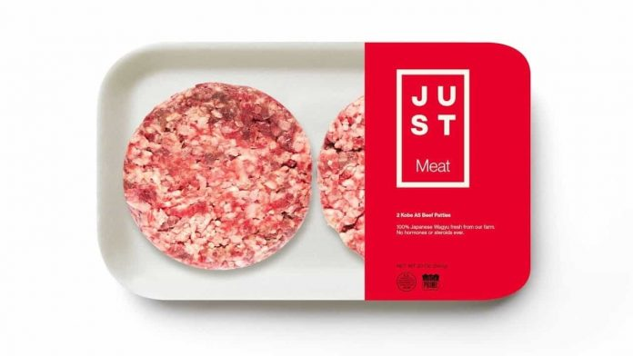Lab Grown meat form Just meat