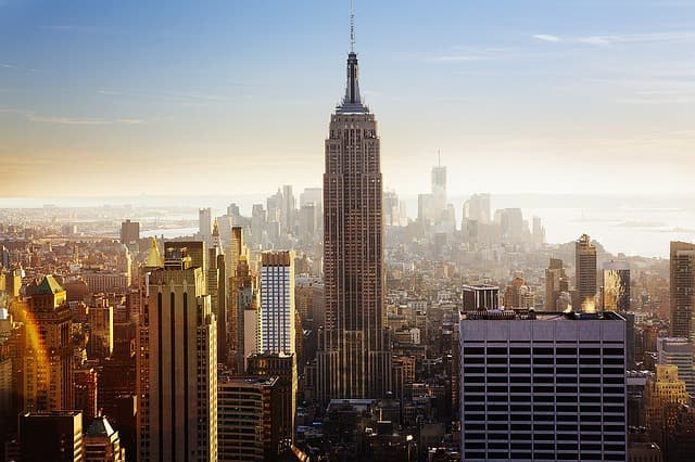 empire state in new york