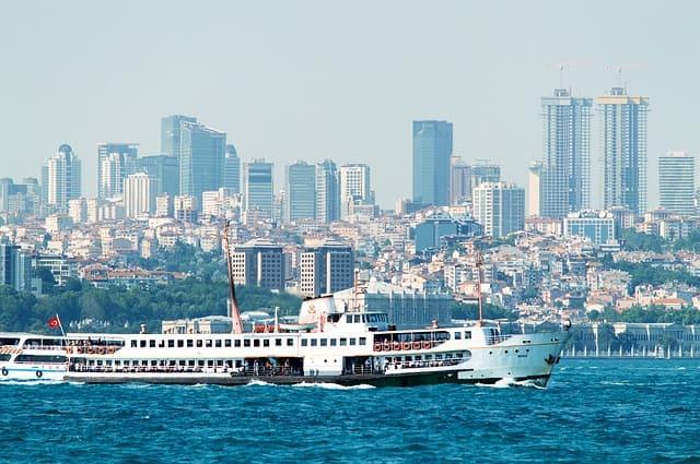 Black sea, Istanbul