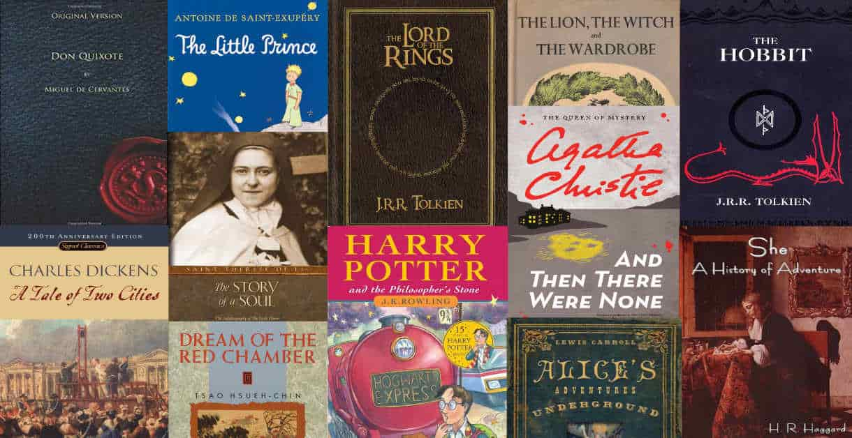 40 Best Selling Books of All Time and Their Brief Synopsis