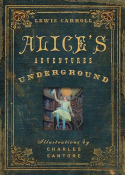 Alice's Adventure in Wonderland by Lewis Carroll cover