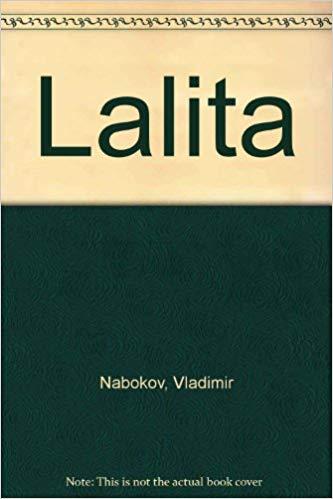 Lolita by Vladimir Nabokov cover