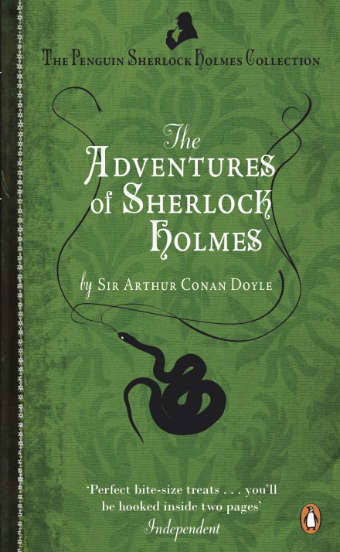 The Adventure of Sherlock Homes by Arthur Conan Doyle