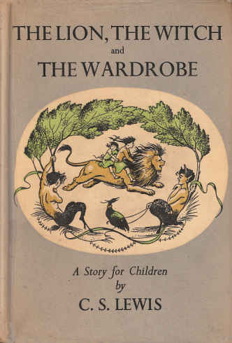 The Lion the witch and the wardrobe cover photo