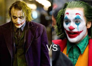 Heath Ledger vs Jaquine Phoenix Who played the joker well