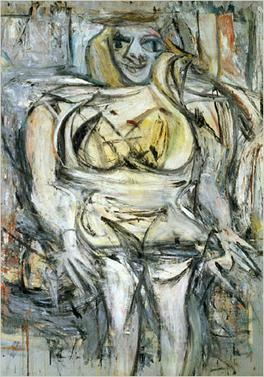 Women III by William de Kooning