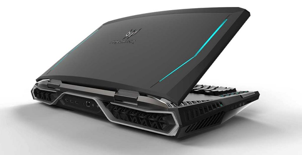 Acer Predator 21x the most powerful laptop in the world