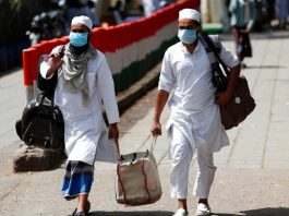 India vilifying Muslims for Corona Spread