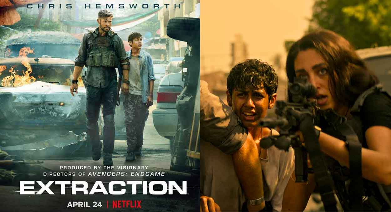 Extraction Review Joyless Action With Bunch Of Misrepresentation Timespek