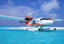 Maldives have the most beautiful flight in the world