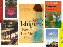 50 Best Contemporary Novels