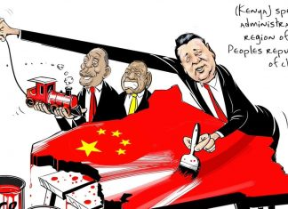 Chinese investment and neocolonialism in Africa