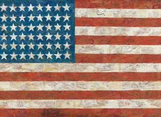 Flag by Jasper Jones