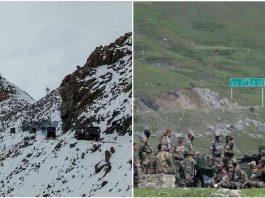 India China border clash