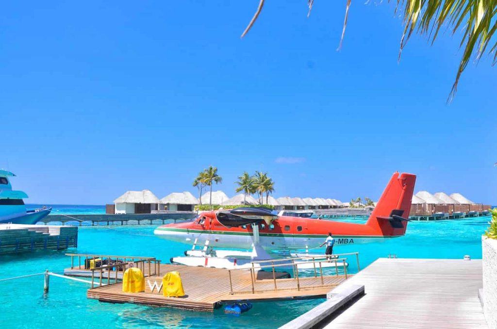Maldives is probably the most beautiful island in the world