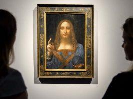 Complete Story of Salvator Mundi by da Vinci