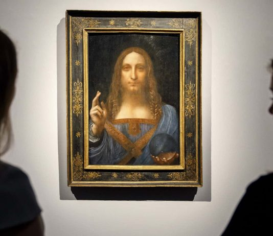 Complete Story of Salvator Mundi by da Vinci
