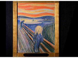 The Scream Edvert Munch
