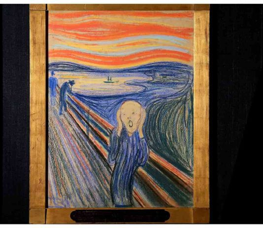 The Scream Edvert Munch