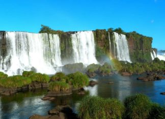 10 Splendid and largest waterfalls in the World