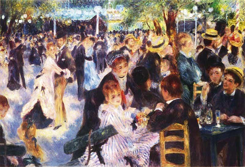 Bal Du Moulin De La Galette John Hay Whitney Version