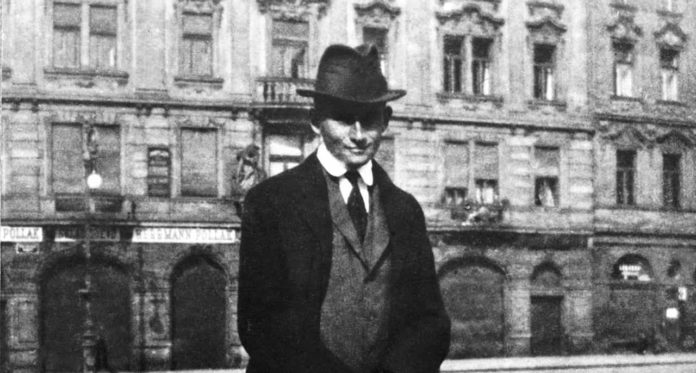 Franz Kafka And His Writing A Riddle That Will Always Remain Modern