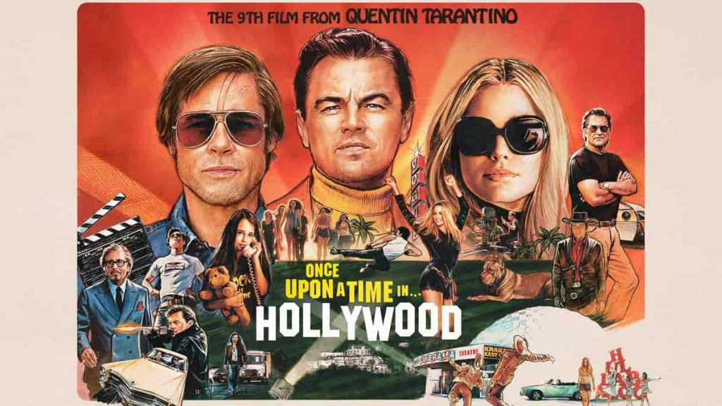Once Upon A Time In Hollywood (Quentin Tarantino, 2019)