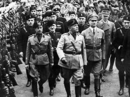 Rise of Fascism and rise of Mussolini