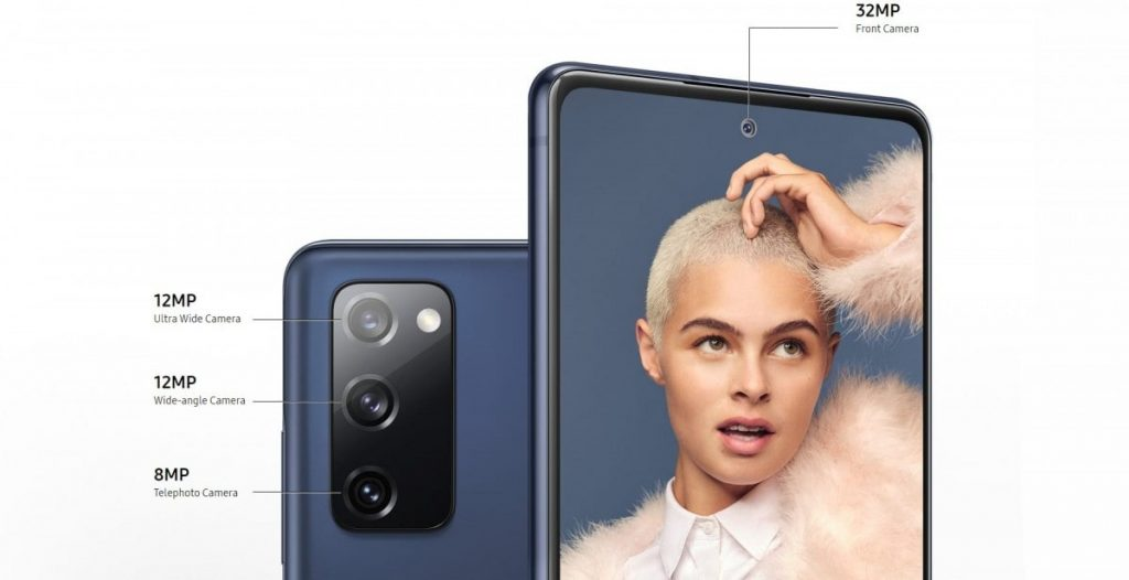 Galaxy S20 FE Camera