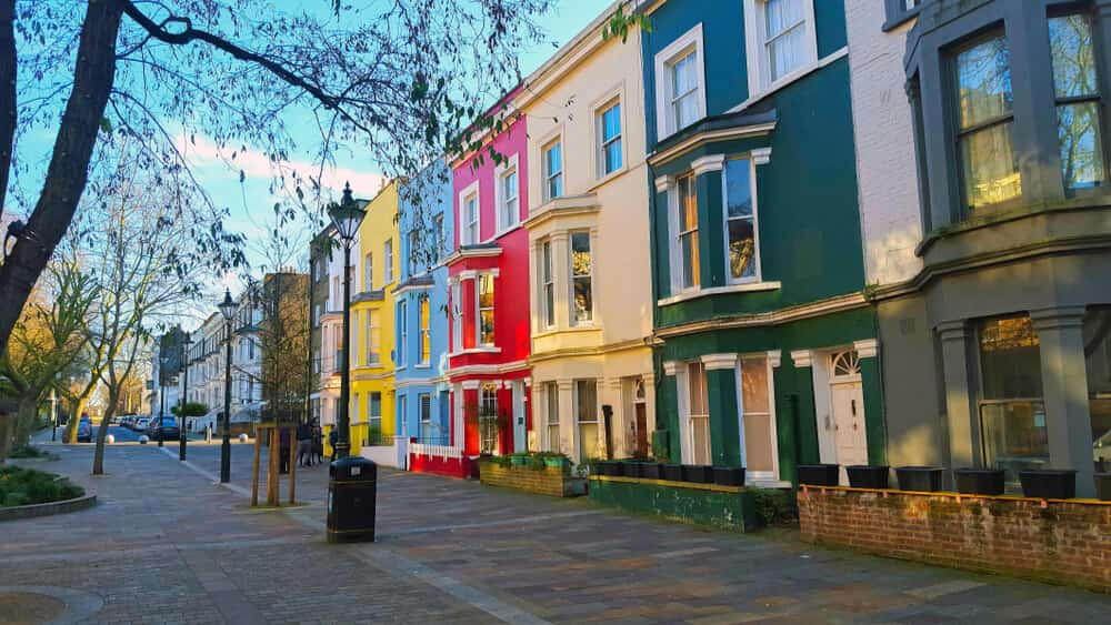 Notting Hill (London), England
