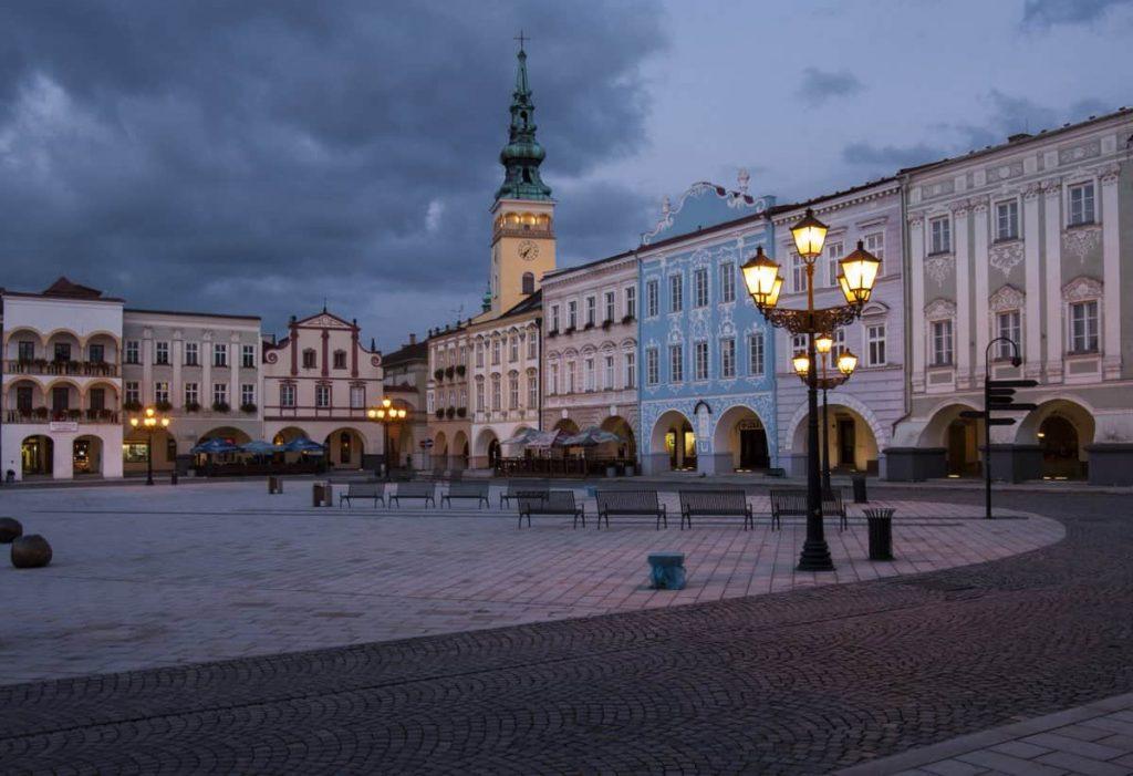 Novy Jicin, Czech Republic