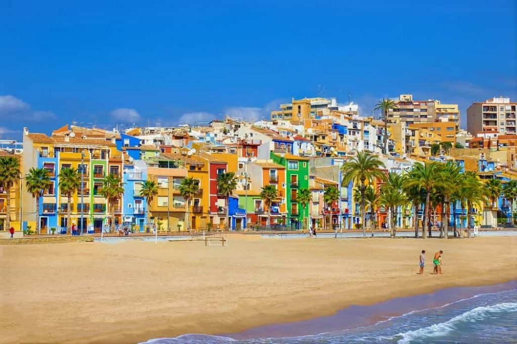 Villajoyosa, Spain