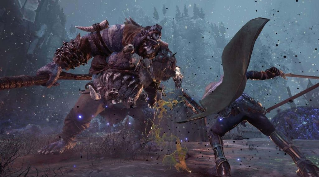 dark alliance dungeons and dragons hero fighting