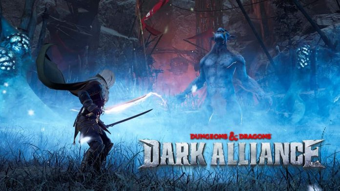 Dungions and Dragons Dark Alliance Hands on Preview
