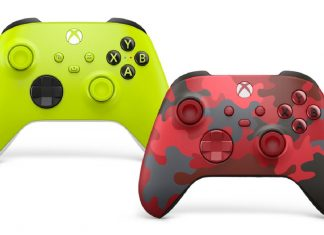 Xbox controller Two new design