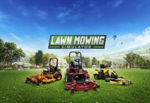 Lawn Mowing Simulator Game