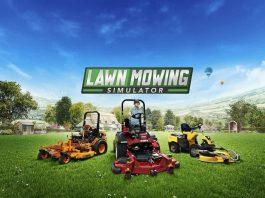 Lawn Mowing Simulator Game