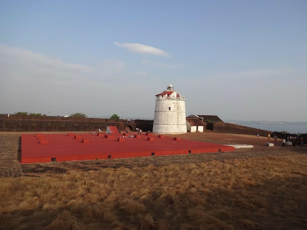 Fort Aguada Lighthouse