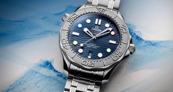 Omega seamaster 2022