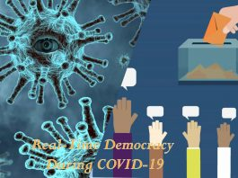 Real time democracy during COVID-19