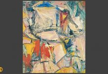Interchange by William de Kooning critical analysis