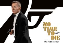 James Bond's No Time to Die