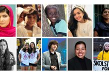 10 Children who made a difference in the world