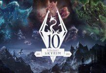 Skyrim's Anniversary Edition Releasing in November